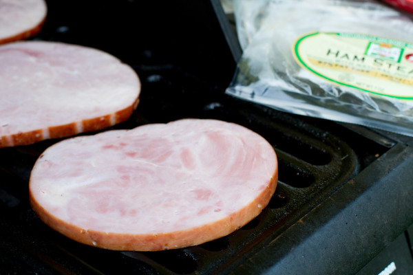 Jones Dairy Farm Ham Steaks - Poet in the Pantry