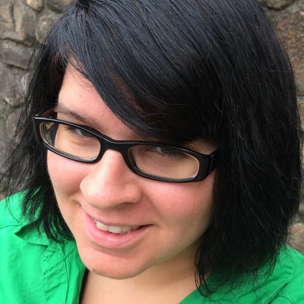 dark hair - Poet in the Pantry