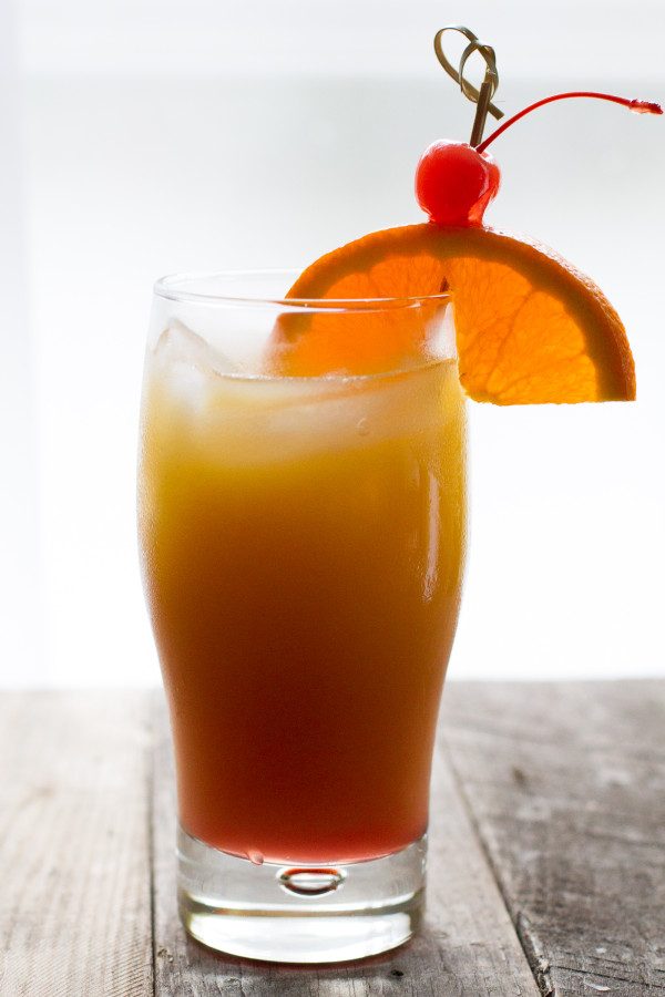 Tequila Sunrise - Poet in the Pantry