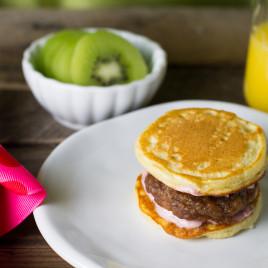 Stuffed Pancakes - Poet in the Pantry