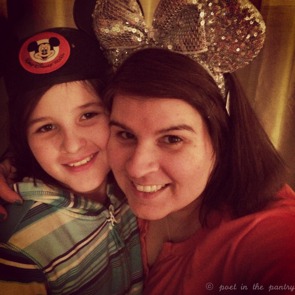 We're going to Disney! - Poet in the Pantry