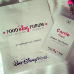 Food Blog Forum Orlando 2015 was an amazing experience to fill your mind and heart, increasing your knowledge on blogging and allowing the opportunity to explore Walt Disney World in the process, the ultimate source for creativity.