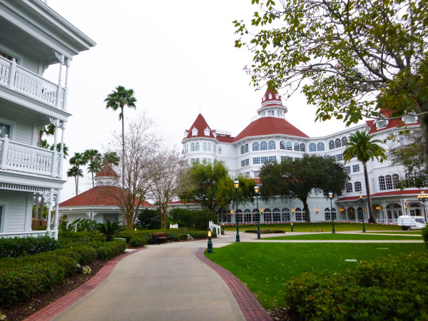 The Grand Floridian Resort & Spa at Walt Disney World has ruined me for regular accommodations. What a gorgeous resort!