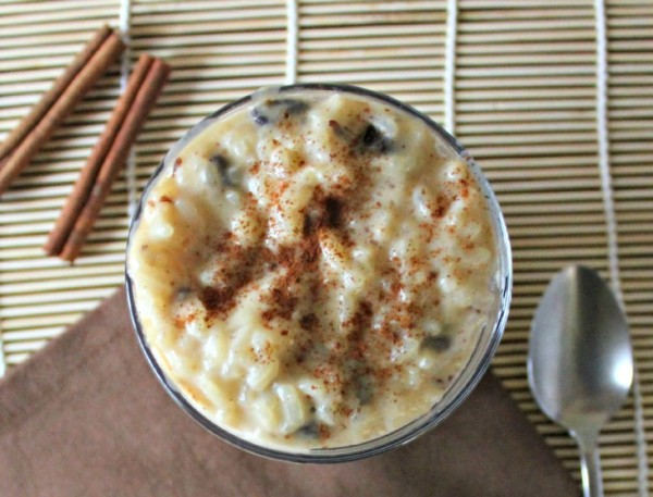 Arroz con Leche ~ Confessions of an Over-Worked Mom