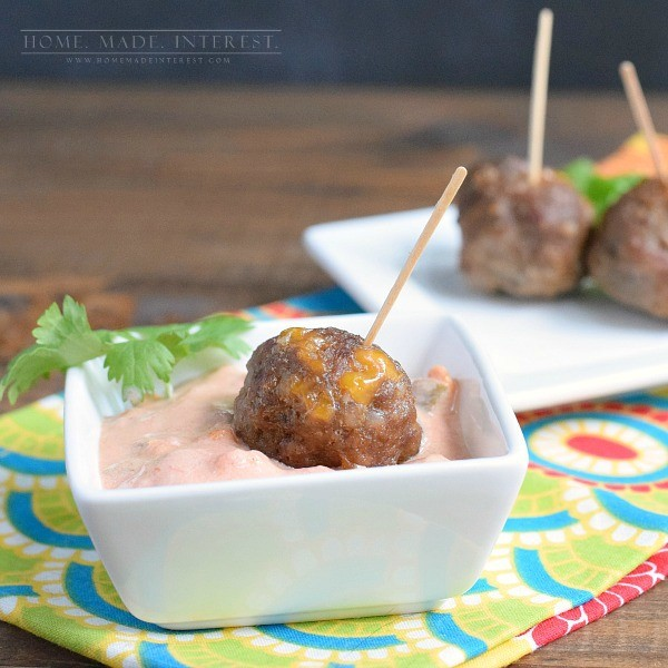 Mexican Meatballs ~ Home. Made. Interest.