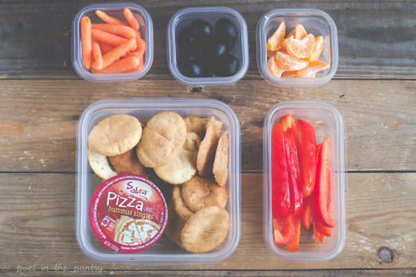 packing lunch should be easy, right?