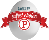 Davidson's Safest Choice pasteurized eggs offer peace of mind so you can use raw eggs in your recipes again! #sponsored