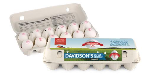 Make your nog safe again with Safest Choice eggs! (Then make this Eggnog White Russian!) #sponsored #safenog