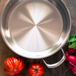 Wolf Gourmet is more than just appliances! Check out their gorgeous cookware I had a chance to review!