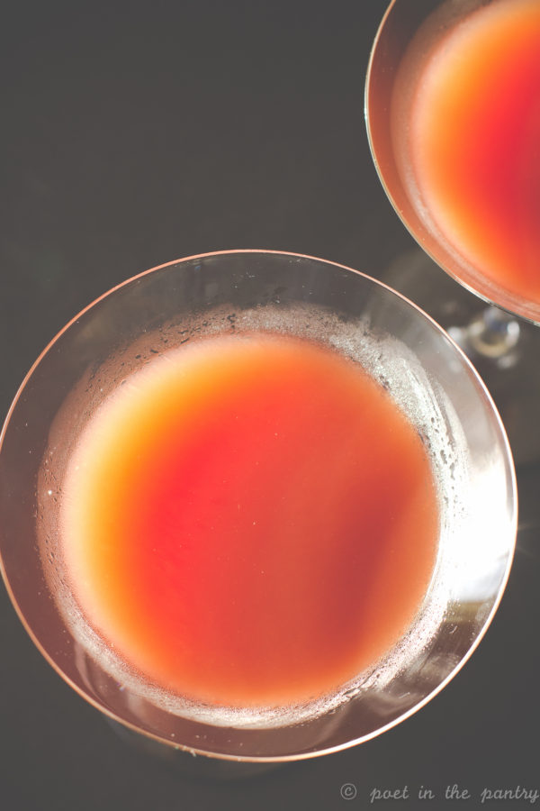 Blood and Sand is a Prohibition-era cocktail with a Scotch base.