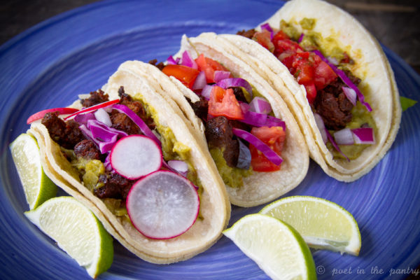 Chorizo Tacos with Sabra Veggie Fusions South-Western guacamole {sponsored post} #VeggieFusionsguac #veggieupyourguac