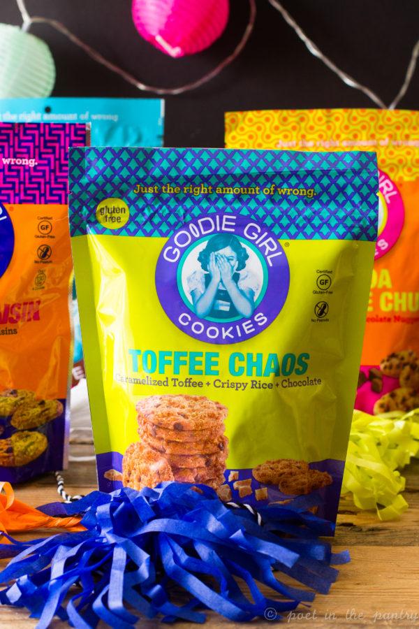 Goodie Girl Cookies {sponsored post}