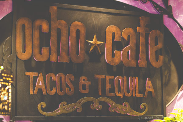 Ocho Cafe Tacos & Tequila, West Hartford, Connecticut