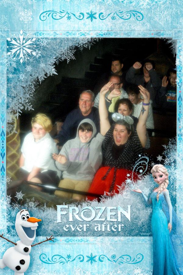 Frozen Ever After, Epcot, Walt Disney World