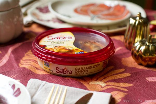 Sabra Caramelized Onion Hummus
