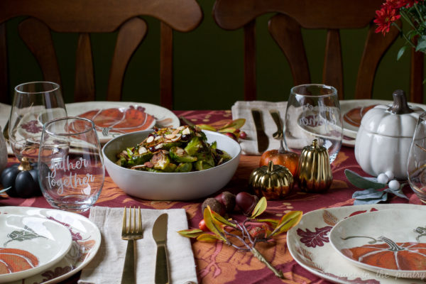 Ad: Sabra hummus helps you bring everyone to the table for Friendsgiving